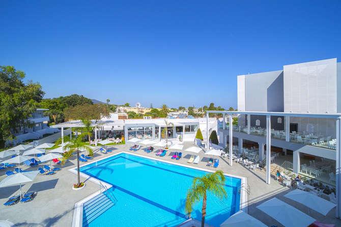 Oceanis Park Hotel Ixiá