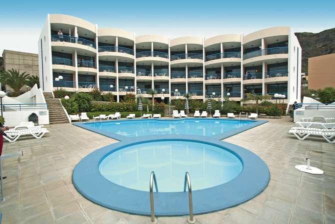 Appartementen Los Lajones Puerto Naos