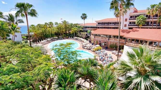 Hotel Parque Tropical Playa del Inglés