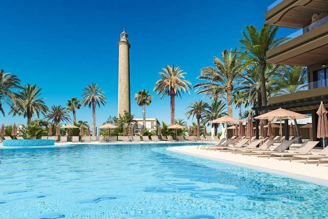 Faro Lopesan Collection Hotel Maspalomas