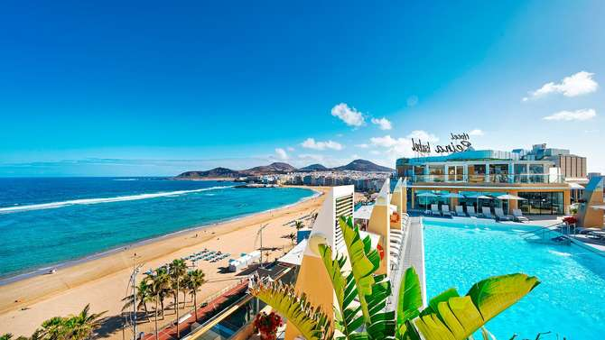 Bull Hotel Reina Isabel & Spa Las Palmas de Gran Canaria