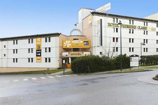 Hotel Premiere Classe Marne La Vallee - Saint Thibault des Vignes Saint-Thibault-des-Vignes