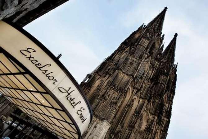 Excelsior Hotel Ernst Keulen