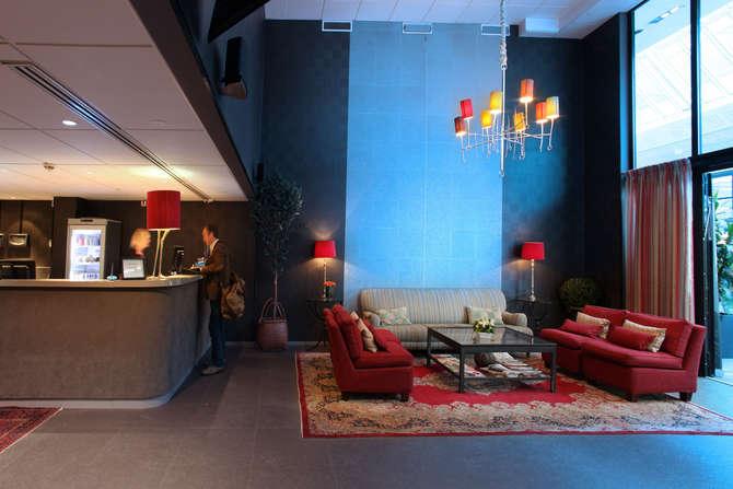 Biz Apartment Gärdet Stockholm