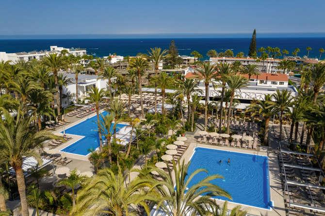 Hotel Riu Palmeras Playa del Inglés