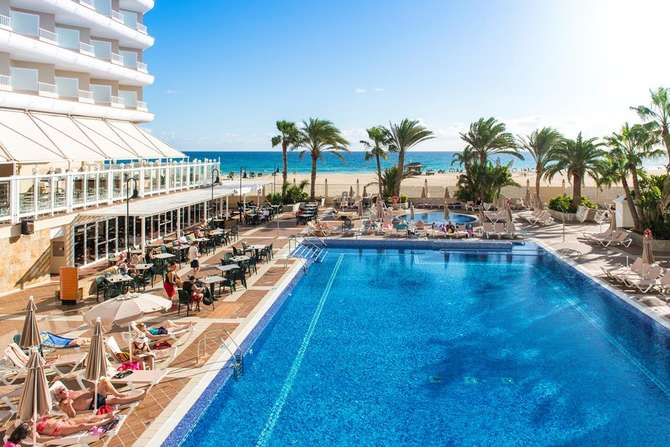 ClubHotel Riu Oliva Beach Resort Corralejo