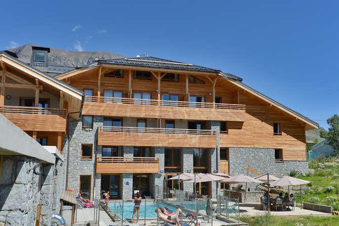 Alpenrose Hotel L'Alpe-d'Huez