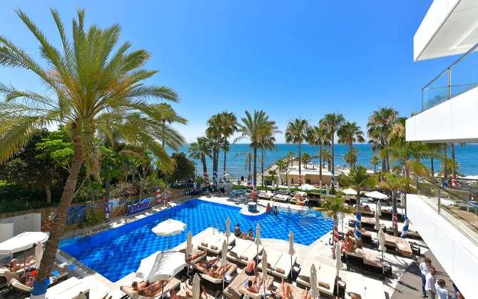 Amare Marbella Beach Hotel Marbella