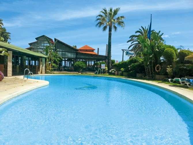Hotel Tropicana Torremolinos