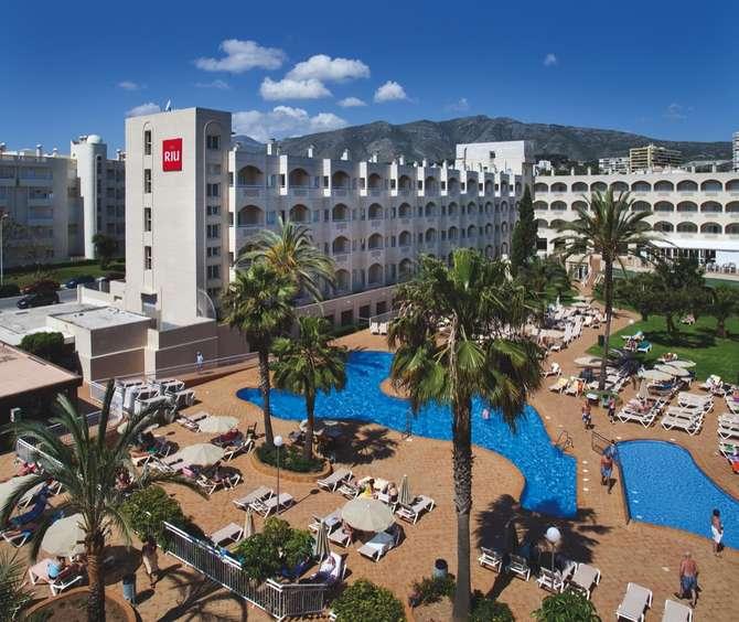 Hotel Riu Costa Lago Torremolinos