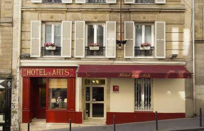 Hotel Des Arts Parijs