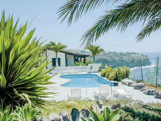 Appartementen Santa Ana Playa de Santiago