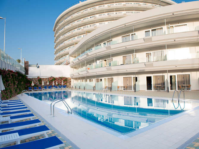 Suitehotel Playa del Ingles Playa del Inglés