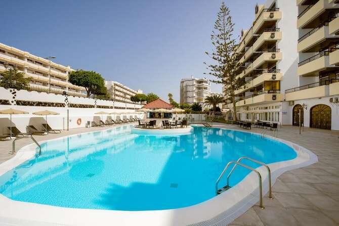 Hotel Rey Carlos Playa del Inglés