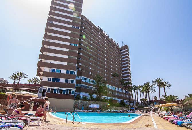 Appartementen Corona Roja Playa del Inglés