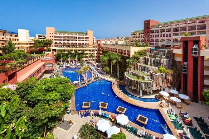 Hotel Jacaranda Costa Adeje