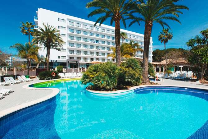 Hotel Riu Bravo Playa de Palma