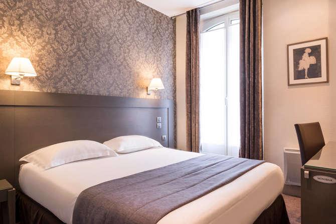 Hotel Volney Opera Parijs