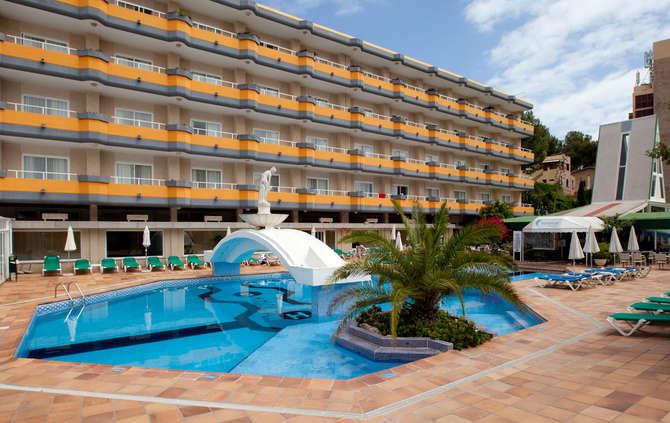 Sunna Park Hotel Paguera