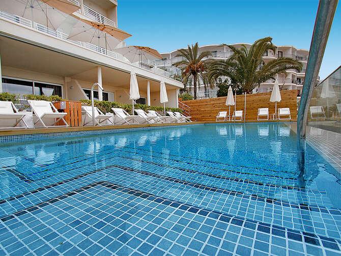 Hotel Nautico Ebeso Ibiza-Stad
