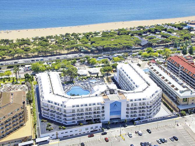 Hotel Aquamarina & Spa Santa Susanna