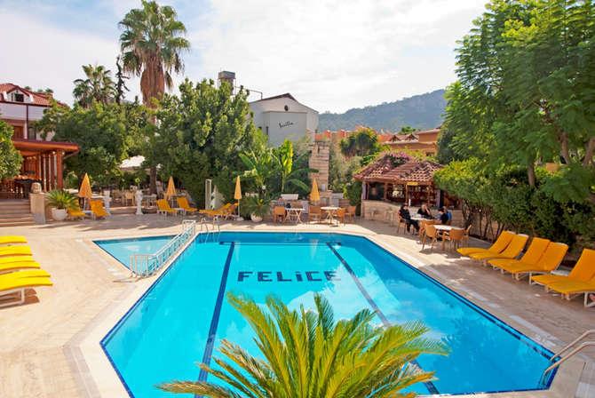 Hotel Felice Kemer