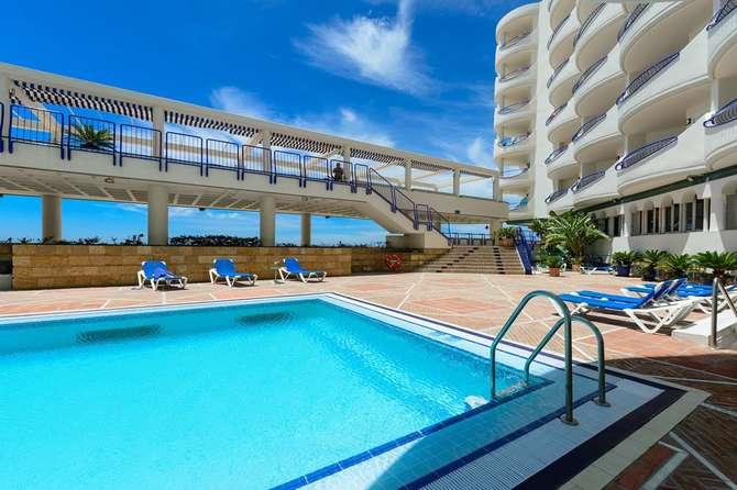Hotel Playa Victoria Cádiz