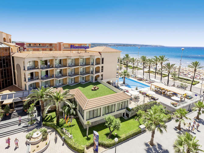 Hotel Flamingo Playa de Palma