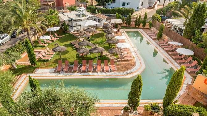 Appartementen Playa Ferrera Cala d'Or