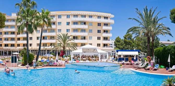 Hotel Ivory Playa Playa de Muro