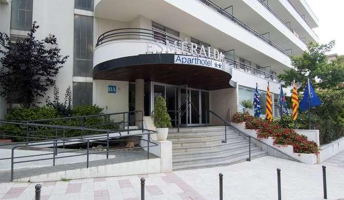 Aparthotel Esmeraldas Tossa de Mar