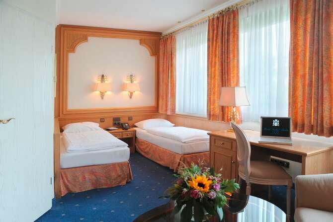 Hotel Seehof Berlin Berlijn