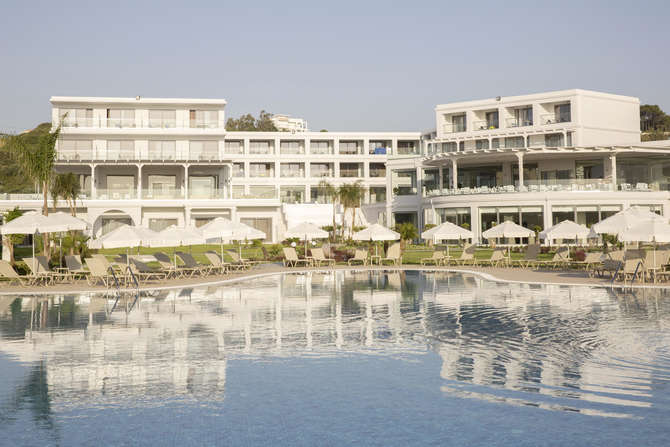 LTI Asterias Beach Resort Rhodos-Stad