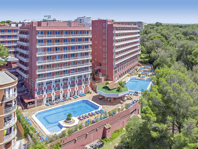 Hotel Luna & Luna Park El Arenal