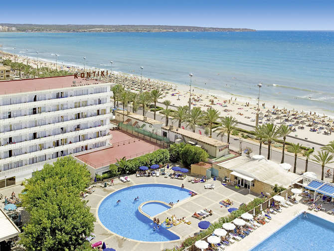 Allsun Hotel Kontiki Playa Playa de Palma
