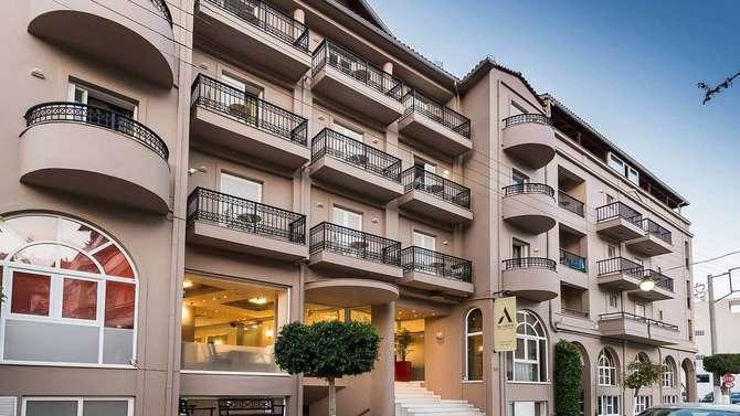 Palatino Hotel Zakynthos-Stad