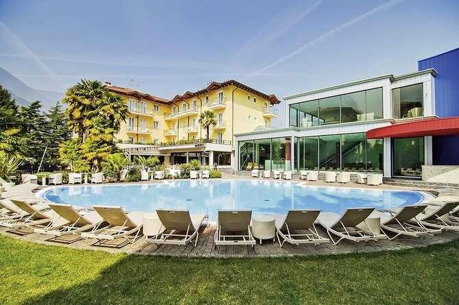 Villa Nicolli Romantic Resort Riva del Garda