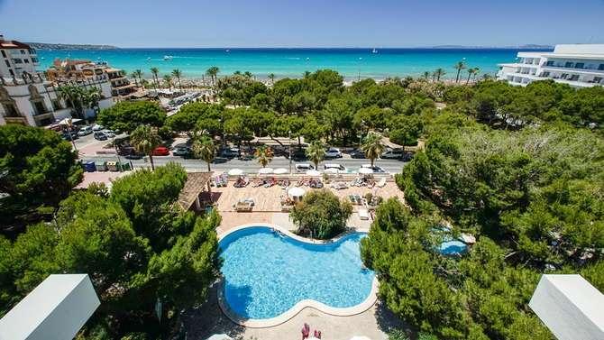 Marina Plaza & Son Rigo Playa de Palma
