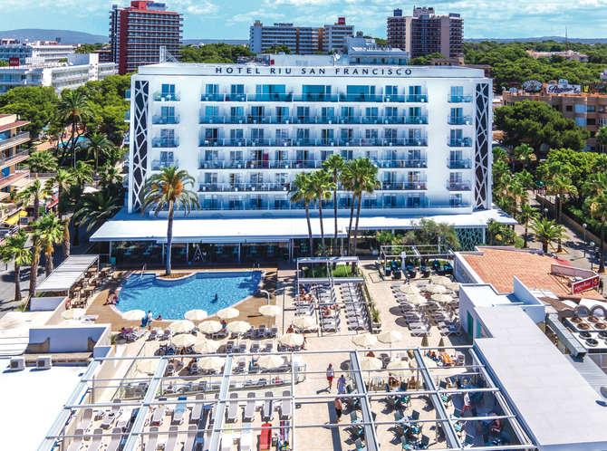 Hotel Riu San Francisco Playa de Palma