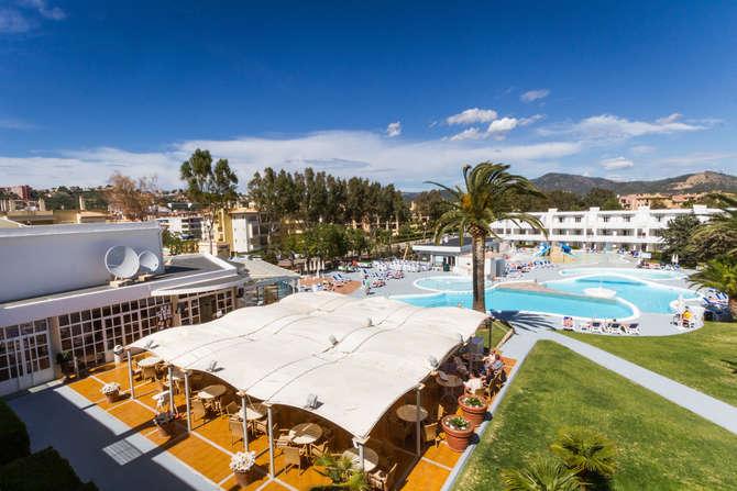 Gran Isla Jutlandia Family Resort Santa Ponsa