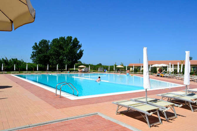 Eden Park Resort San Giuliano Terme