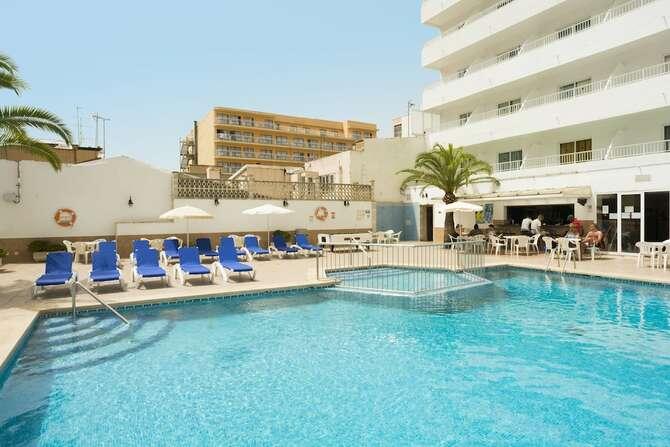 Hotel Reina Del Mar El Arenal