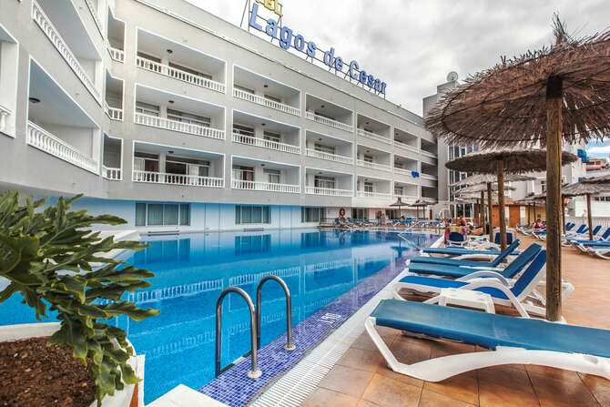 Blue Sea Hotel Lagos de Cesar Puerto de Santiago