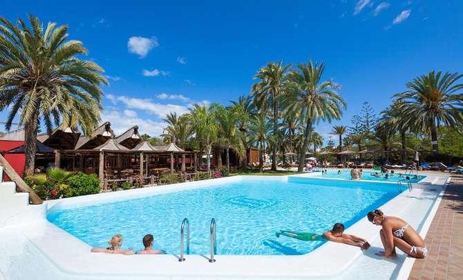 HL Bungalows Miraflor Suites Playa del Inglés