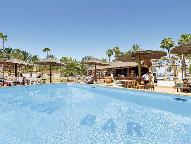 HL Hotel Sahara Playa Playa del Inglés