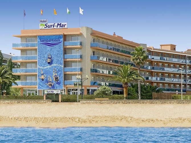 Hotel Surfmar Lloret de Mar