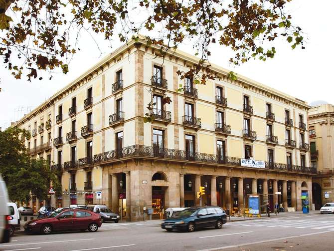 Hotel Del Mar Barcelona