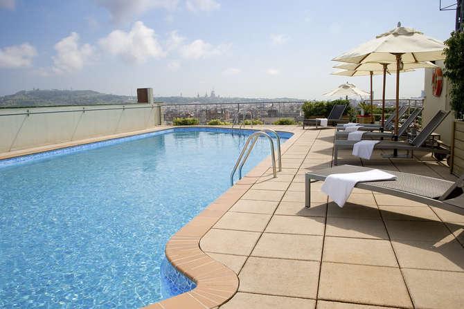 NH Hotel Barcelona Calderon Barcelona