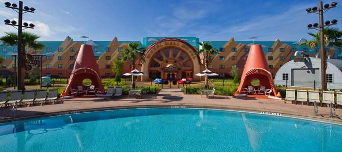 Disney's Art of Animation Resort® Celebration