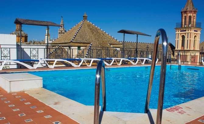 Hotel Fernando III Sevilla